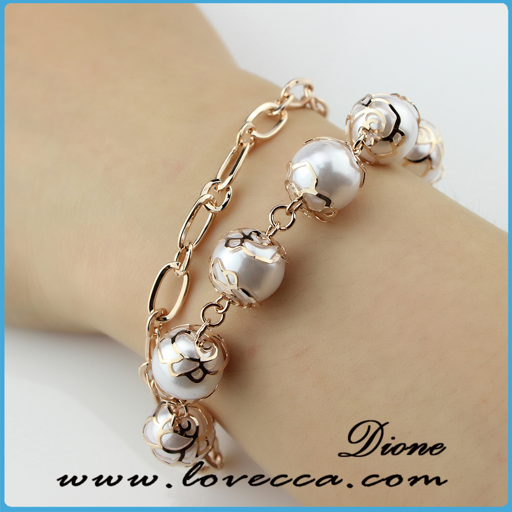 Wholesale Fancy new design alloy bracelet for girls - Alloy ...